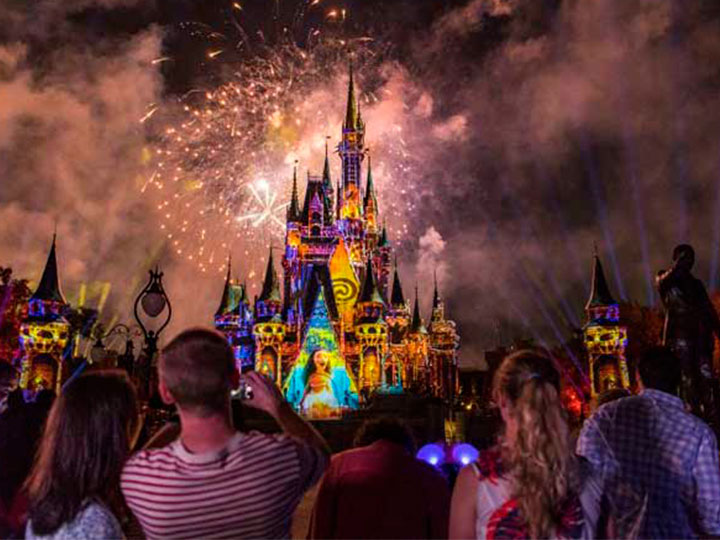 """Happily Ever After"": un nuevo y espectacular show nocturno en Magic Kingdom"