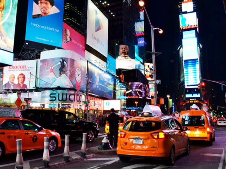 Maravilloso Times Square