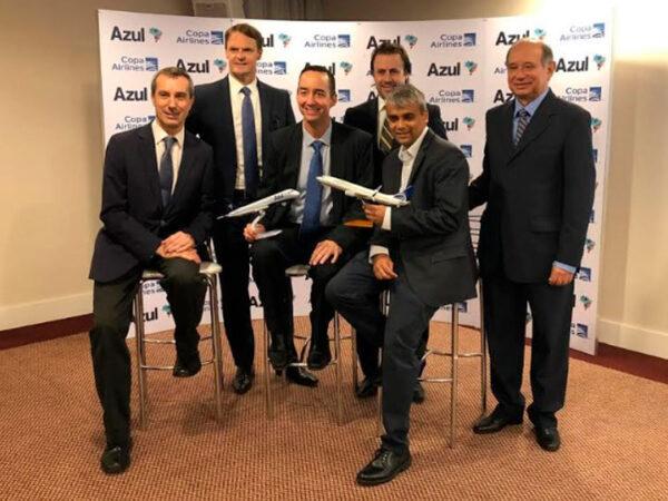 Nuevo acuerdo entre Azul y Copa Airlines
