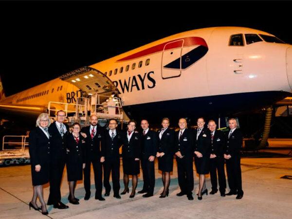 British Airways le dijo adiós al Boing 767