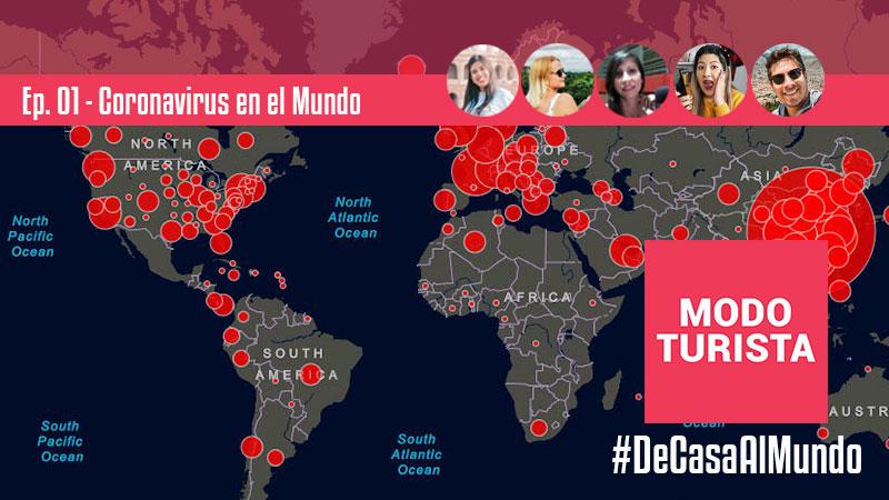 Episodio 1 – Coronavirus en Argentina y el mundo