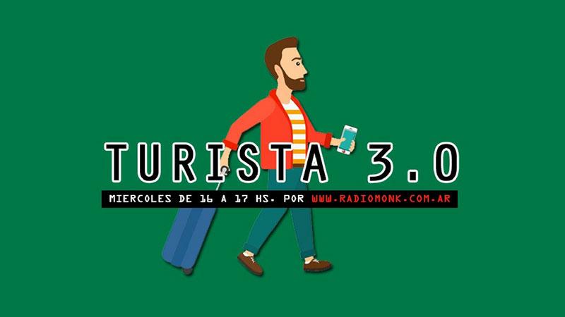 Modo Turista en Turista 3.0 por Radio Monk