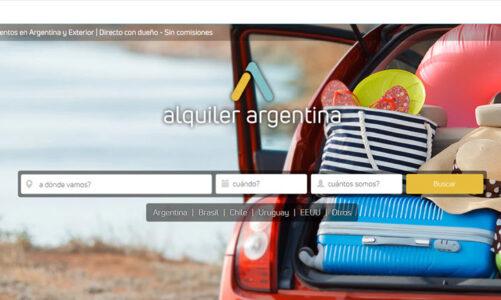 Alquiler Argentina: La plataforma para alquileres temporarios en pesos